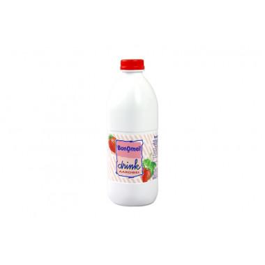 Drinkyoghurt aardbei Bonomel 1 liter