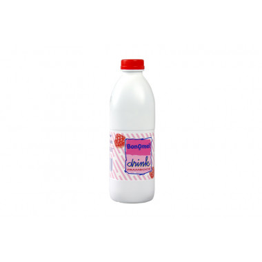 Drinkyoghurt framboos Bonomel 1 liter