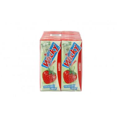 Aardbeidrink Wicky 200 ml
