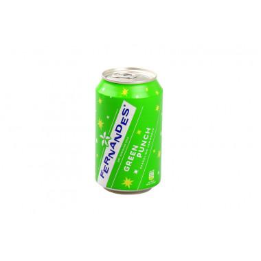 Fernandes green punch blik 33 cl
