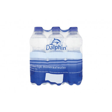 Water zonder koolzuur Dalphin 500 ml