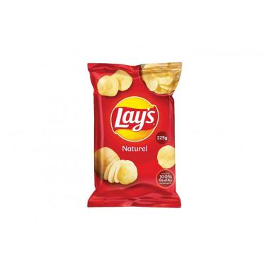 Chips naturel Lay's 225 gram